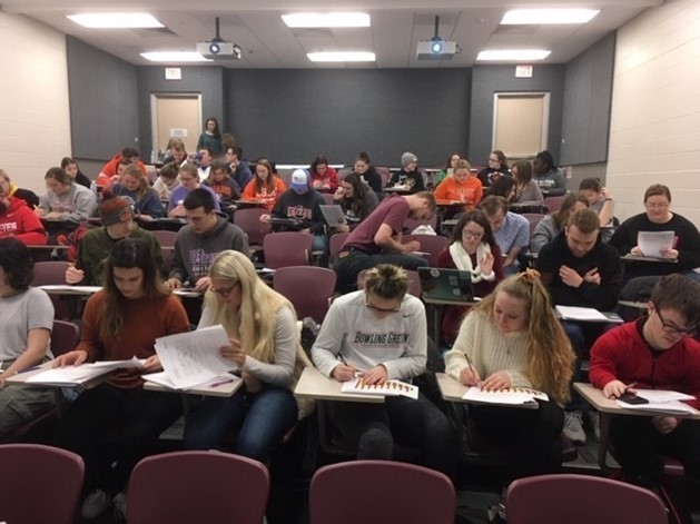 Photo of All About Reading Mentoring Bowling Green State University