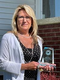 Picture of Margaret M Burley Award Recipient Cath Ruiz